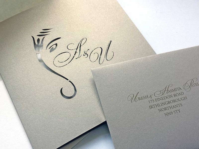 Laser Cut Wedding Invitations | Intricate Creations - Part 5