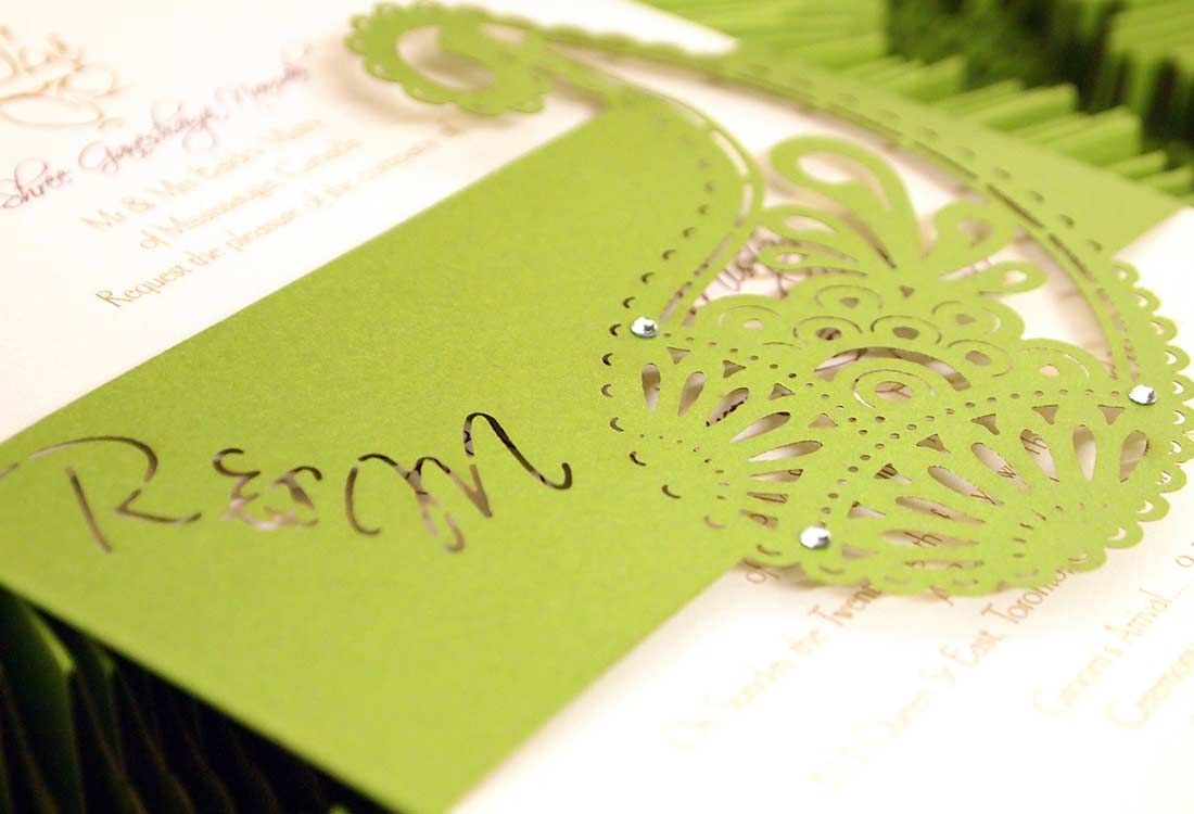 Invitations | Intricate Creations - Part 5